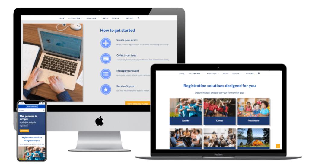 The Best Online Registration Form Software
